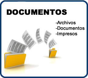 documentos de secretaria